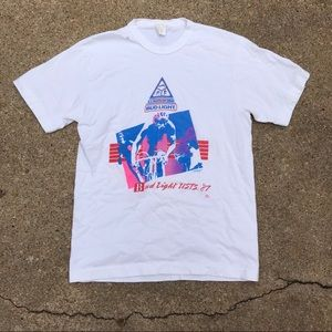 Vintage 1987 Bud Light U.S. Triathlon T-shirt